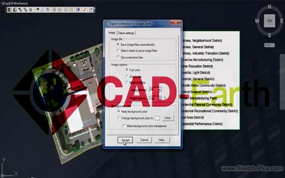 CAD-Earth
