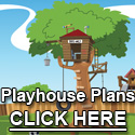 Building A Playhouse - Build A High Quality Children's Playhouse In a Single Weekend!