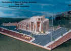 Architectural Model of Material Testing Laboratory-03