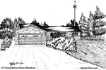 House Sketches: 271 Brant School Road, Brantford